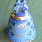 Danish Bing & Grondahl Copenhagen bell Old North Church Boston 1976