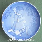 Childrens Day Plate 1985 First Edition Bing Grondahl Copenhagen