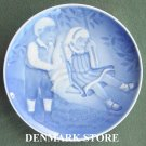 Danish Bing Grondahl Copenhagen Childrens Day Plate 1986