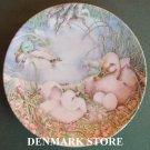 Grande Copenhagen Denmark H C Andersen Plate Karen Jean Bornholt 1985