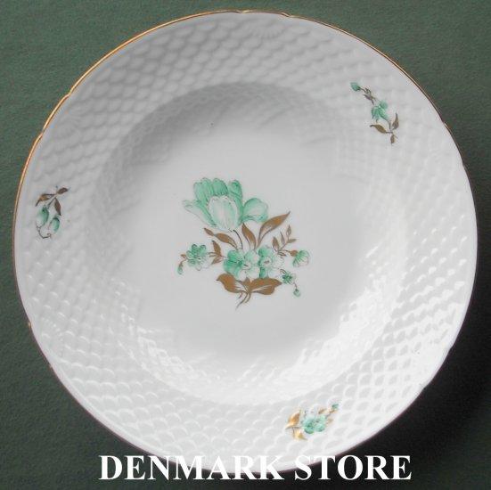 Danish Bing & Grondahl Copenhagen BIG 17 Deep Plate