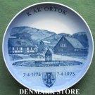Vintage Danish Royal Copenhagen Denmark K'Ak'Ortok Greenland plate