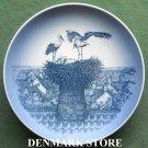 Vintage Danish Royal Copenhagen Denmark Storkereden plate