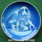 Danish Bing & Grondahl Copenhagen Jubilee Plate 1979
