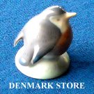 Danish Royal Copenhagen Robin Bird Figurine # 2238