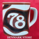 Royal Copenhagen Denmark Large Annual Mug 1978