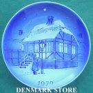 Danish Desiree Svend Jensen Denmark Old Copenhagen Blue plate 1979