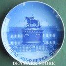 Danish Bing & Grondahl Copenhagen Jubilee Plate The Royal Palace