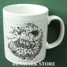 Danish Bjorn Wiinblad Nymolle May Cup Mug Black