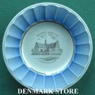 Vintage Danish Royal Copenhagen Holmens Church Navy Christmas 1969 plate