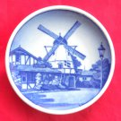 Solvang California Royal Copenhagen Denmark 304 - 2010 Kaj Lange plate