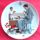 Danish Bing & Grondahl Copenhagen Third Kurt Ard Family Portraits 1987