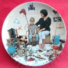 Danish Bing & Grondahl Copenhagen Fourth Kurt Ard Family Portraits 1987