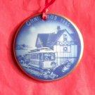 Danish Bing & Grondahl Copenhagen Christmas in America San Francisco ornament 1992