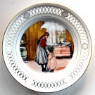 Danish Bing & Grondahl Carl Larsson First North American Edition plate # 4 1978