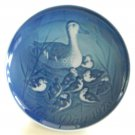 Mother's Day Plate Danish Bing & Grondahl Denmark Duck with Ducklings 1973