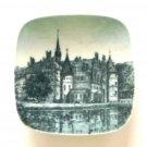 Egeskov Castle Bing & Grondahl Copenhagen Denmark Small Plate Ornament