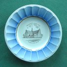Royal Copenhagen Holmens Church Vintage Danish Navy Christmas 1969 Plate