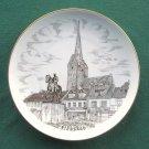 Bing & Grondahl Copenhagen Vintage Danish Nakskov plate