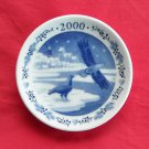 Royal Copenhagen Boxed Christmas Mini Plate 2000