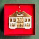 Bing & Grondahl Copenhagen Collection Christmas ornament 1910 Eclectic house