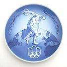 Royal Copenhagen Denmark Montreal Olympic Plate 1976
