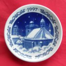 Royal Copenhagen 1997 Boxed Christmas Mini Plate
