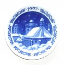 Royal Copenhagen Denmark 1997 Mini Christmas Plate