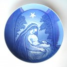 Maria And Child Bing & Grondahl Copenhagen Plate