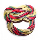 Multicolored Vintage Celluloid  Brooch