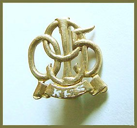 Gold 1905 Lapel Pin, Antique-