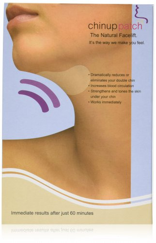 Ultimate Chin up Applicator, Wrap. it works for Double Chin reduction Shape and Firming 5 patches