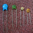 CERAMIC DISC CAPACITORS (RoHS)