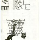 Rat Race #1 small press comic High Res Productions 1984