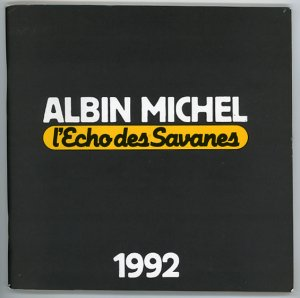 Albin Michel l'Echo des Savanes comic book, Milo Manara