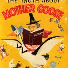Four Color #862 The Truth About Mother Goose, 1957