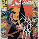 The Uncanny X-Men #211 Wolverine, Mutant Massacre, Near Mint 9.4