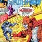 Web of Spider-Man #19 Intro Humbug & Solo, VF+ 8.5