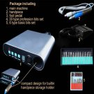 248 - Electric Nail Manicure Pedicure Drill File Tool Kit 12V