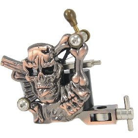 Empaistic Tattoo Machine for Shader & Liner 10 wrap coils WS-MT210