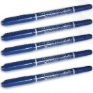 5 pcs Skin Marker(Blue) for Single use direction for use