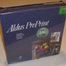 Aldus PrePrint Ver. 1.5 Brand New in original package