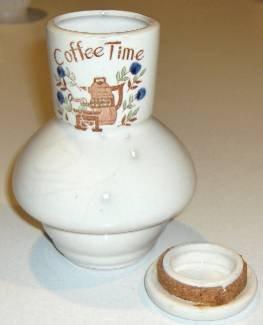 Vintage Individual Coffee Carafe Japan - Coffee Time