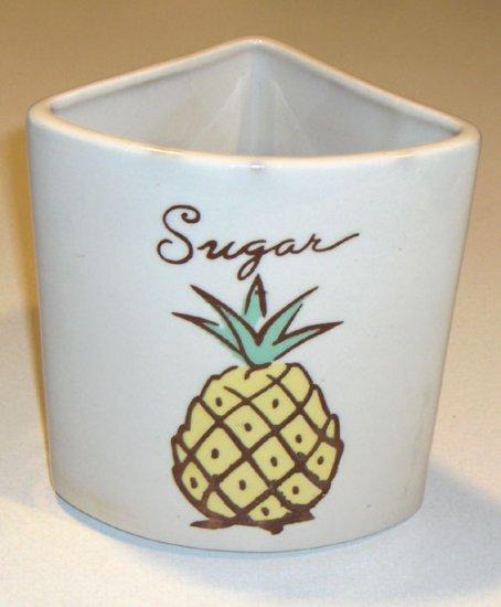 Vintage Watt Esmond Fruit Lazy Susan Canister Replacement - SUGAR