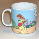 Vintage 1986 ENESCO GARFIELD CUP