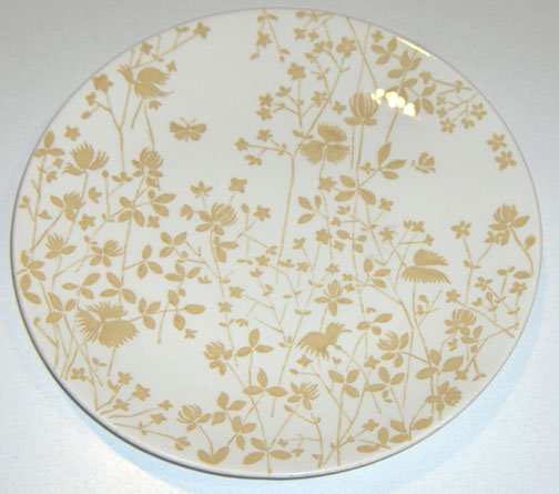 Vintage Sheffield Ironstone USA Golden Meadow PLATE