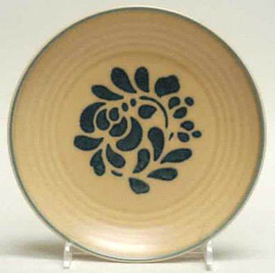 PfALTZGRAFF Folk Art Bread Plate - Set of 2