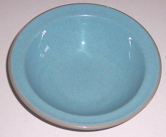 Harkerware/Harker Pottery Blue Mist Cereal Bowl