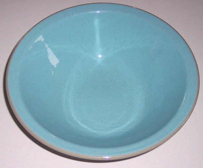 Harkerware/Harker Pottery Blue Mist Round Vegetable Bowl