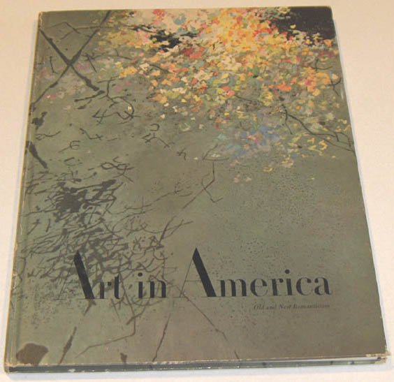 Art in America No. 4 1960 Old and New Romanticism